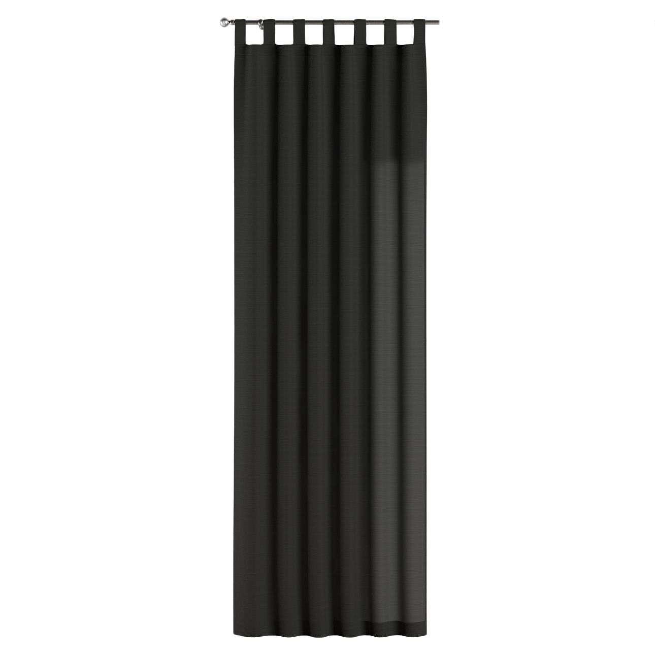 Gardin med hällor 1 längd 130 x 260 cm i kollektionen Jupiter, Tyg: 127-99