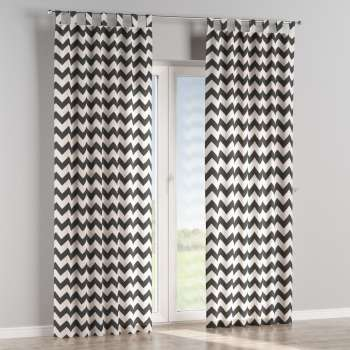 Tab top curtains in collection Comics/Geometrical, fabric: 135-02
