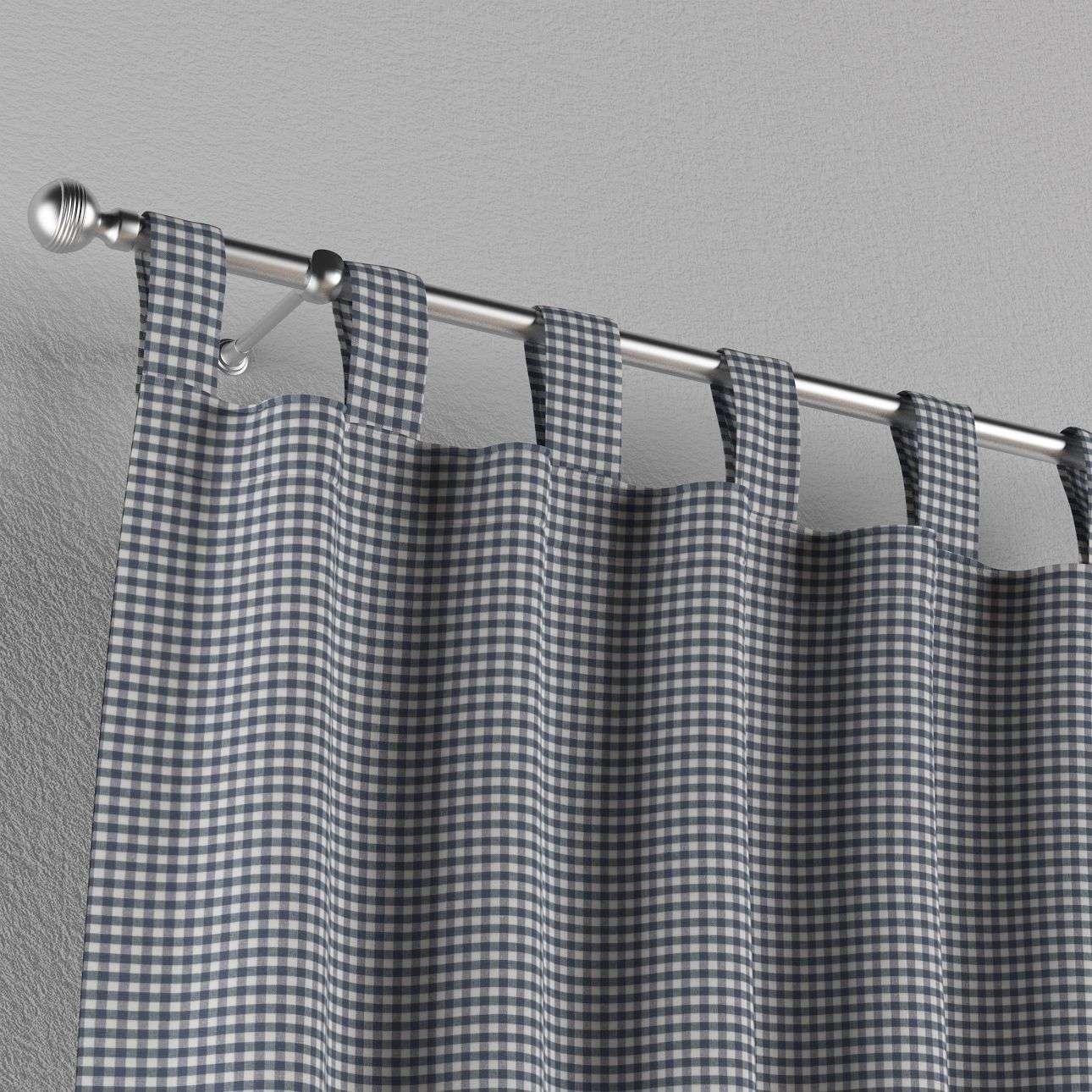 Záves na pútkach V kolekcii Quadro, tkanina: 136-00