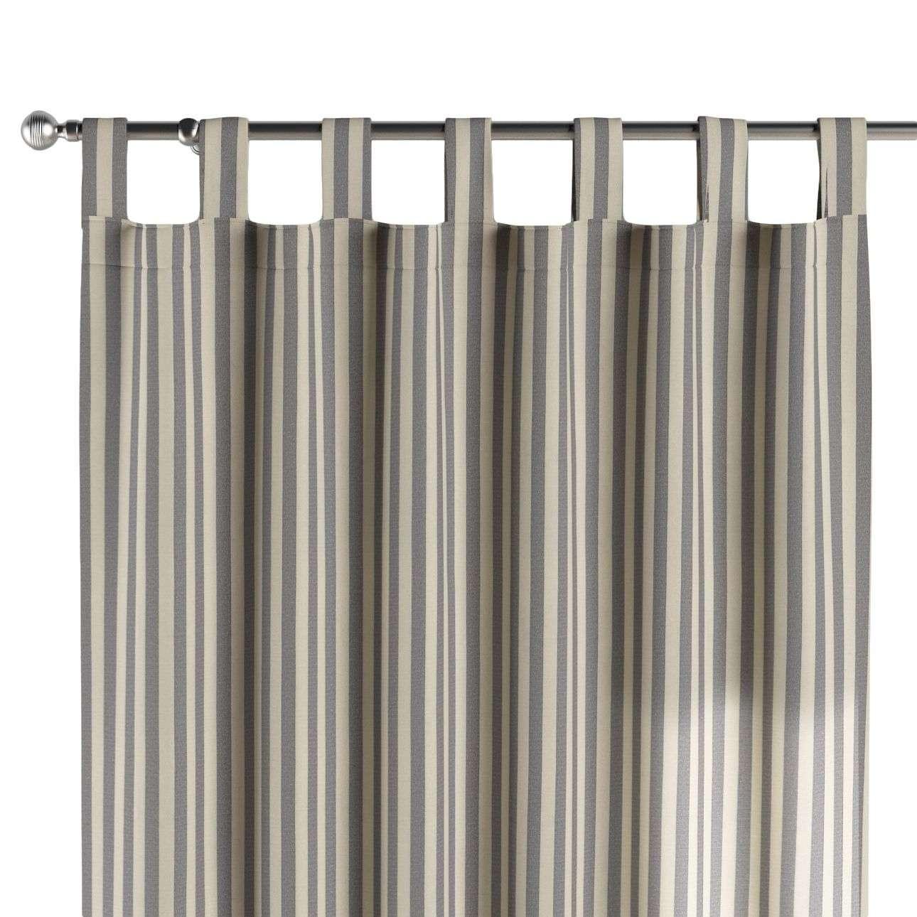 Kilpinio klostavimo užuolaidos 130 x 260 cm (plotis x ilgis) kolekcijoje Quadro, audinys: 136-02