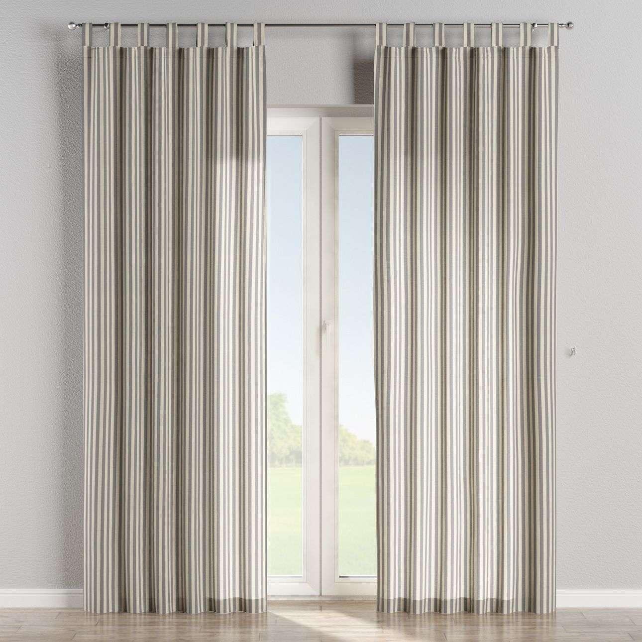 Füles függöny a kollekcióból Quadro Lakástextil, Dekoranyag: 136-02