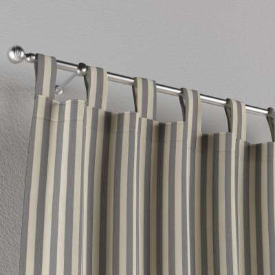Záves na pútkach V kolekcii Quadro, tkanina: 136-02