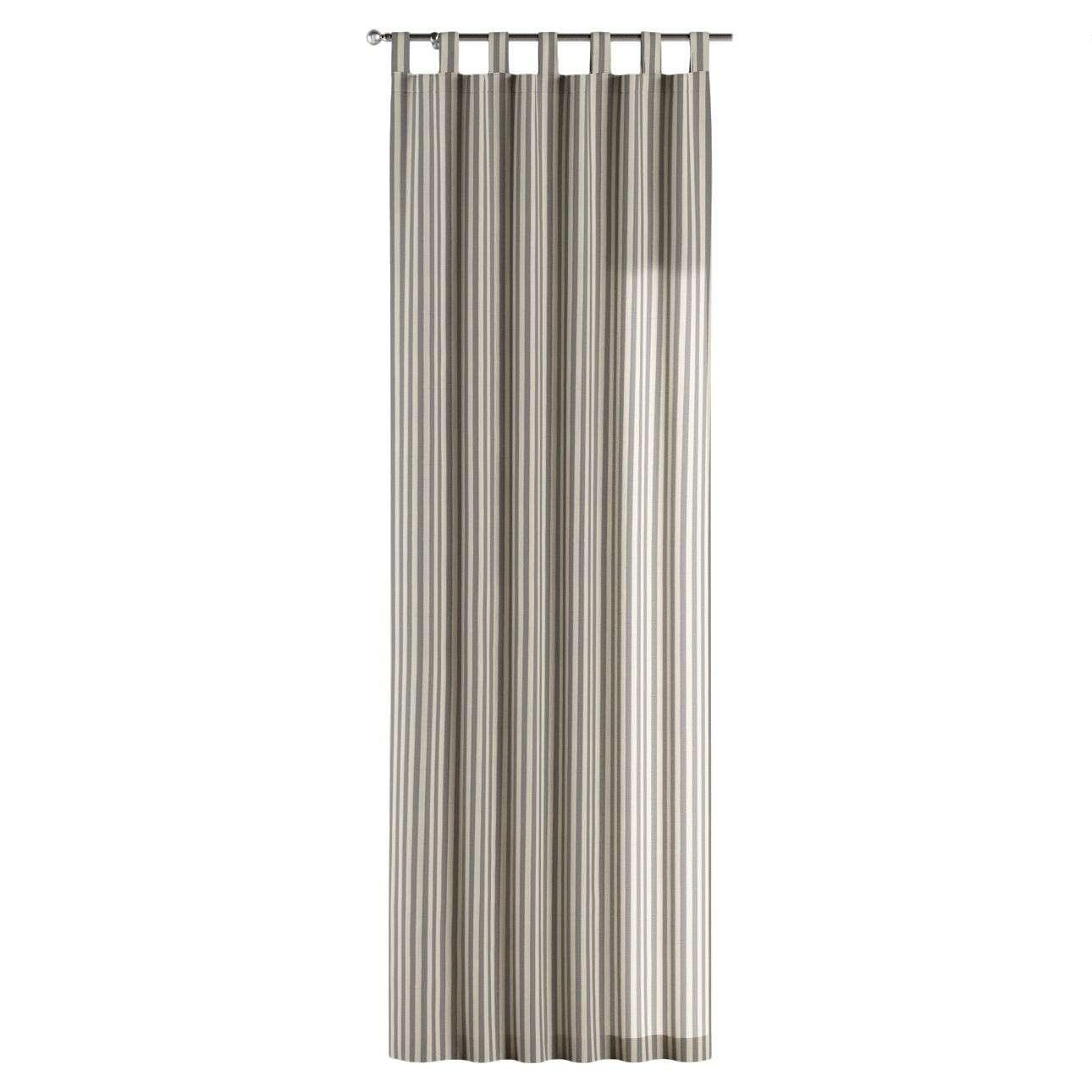 Závěs na poutkách 130 x 260 cm v kolekci Quadro, látka: 136-02