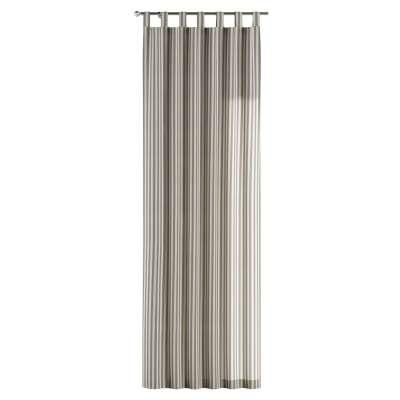 Zasłona na szelkach 1 szt. w kolekcji Quadro, tkanina: 136-02