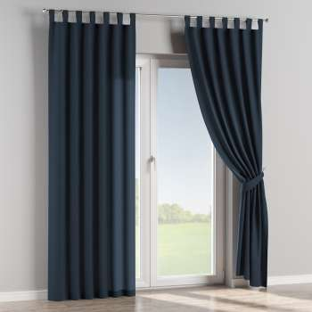 Tab top curtains 130 × 260 cm (51 × 102 inch) in collection Quadro, fabric: 136-04