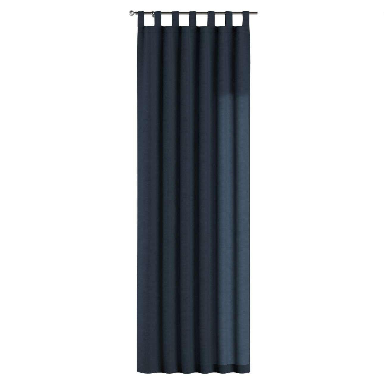 Zasłona na szelkach 1 szt. 1szt 130x260 cm w kolekcji Quadro, tkanina: 136-04
