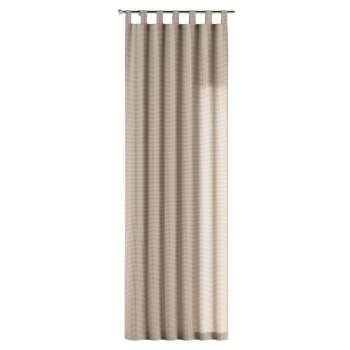 Kilpinio klostavimo užuolaidos 130 × 260 cm (plotis × ilgis) kolekcijoje Quadro, audinys: 136-05