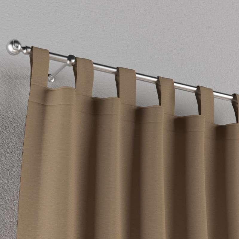 Zasłona na szelkach 1 szt. w kolekcji Quadro, tkanina: 136-09