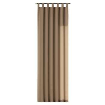 Kilpinio klostavimo užuolaidos 130 x 260 cm (plotis x ilgis) kolekcijoje Quadro, audinys: 136-09