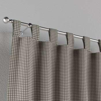 Zasłona na szelkach 1 szt. 1szt 130x260 cm w kolekcji Quadro, tkanina: 136-10