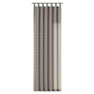Závěs na poutkách 130 x 260 cm v kolekci Quadro, látka: 136-10