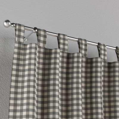 Záves na pútkach V kolekcii Quadro, tkanina: 136-11