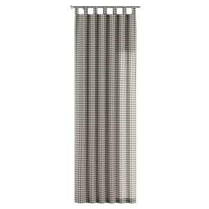 Kilpinio klostavimo užuolaidos 130 x 260 cm (plotis x ilgis) kolekcijoje Quadro, audinys: 136-11