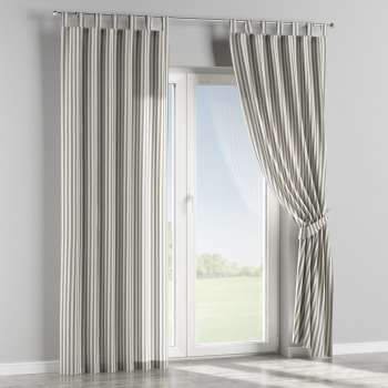 Tab top curtains 130 x 260 cm (51 x 102 inch) in collection Quadro, fabric: 136-12