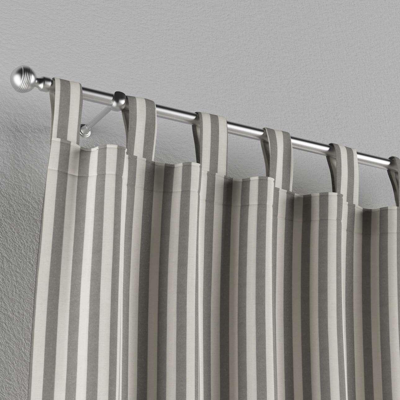 Füles függöny a kollekcióból Quadro Lakástextil, Dekoranyag: 136-12
