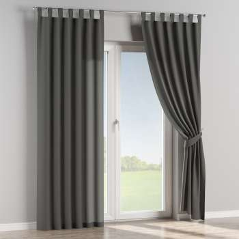 Tab top curtains 130 x 260 cm (51 x 102 inch) in collection Quadro, fabric: 136-14