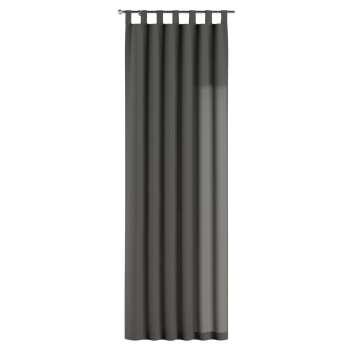 Gardin med stropper 1 stk. 130 × 260 cm fra kolleksjonen Quadro, Stoffets bredde: 136-14