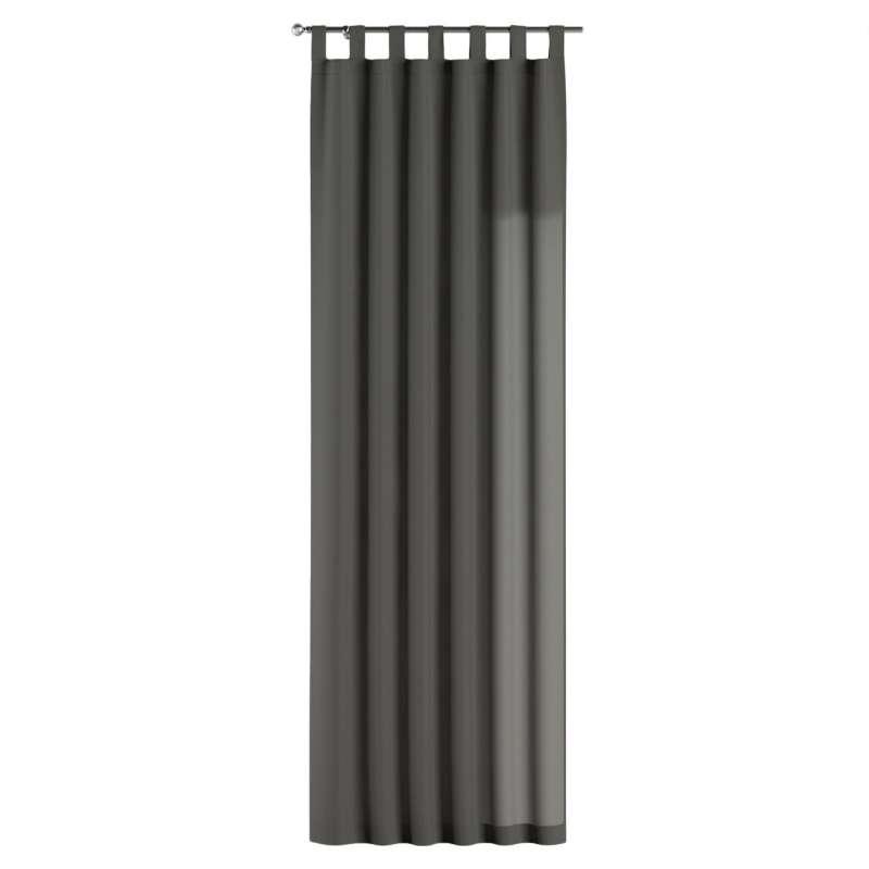 Gardin med stropper 1 stk. fra kolleksjonen Quadro, Stoffets bredde: 136-14