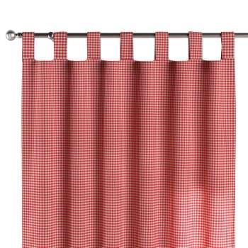 Füles függöny a kollekcióból Quadro Lakástextil, Dekoranyag: 136-15