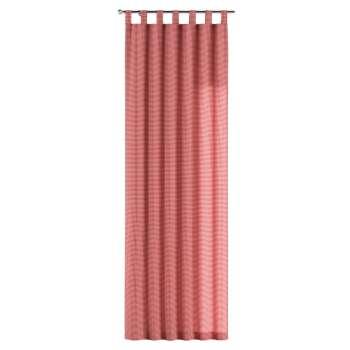 Zasłona na szelkach 1 szt. 1szt 130x260 cm w kolekcji Quadro, tkanina: 136-15