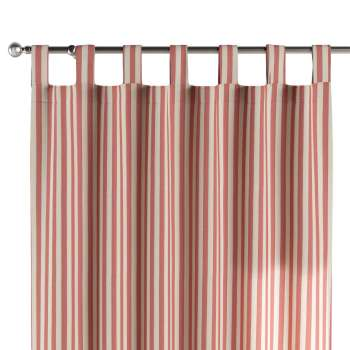 Tab top curtains 130 × 260 cm (51 × 102 inch) in collection Quadro, fabric: 136-17