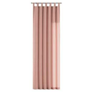Kilpinio klostavimo užuolaidos 130 × 260 cm (plotis × ilgis) kolekcijoje Quadro, audinys: 136-17