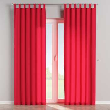 Tab top curtains in collection Quadro, fabric: 136-19