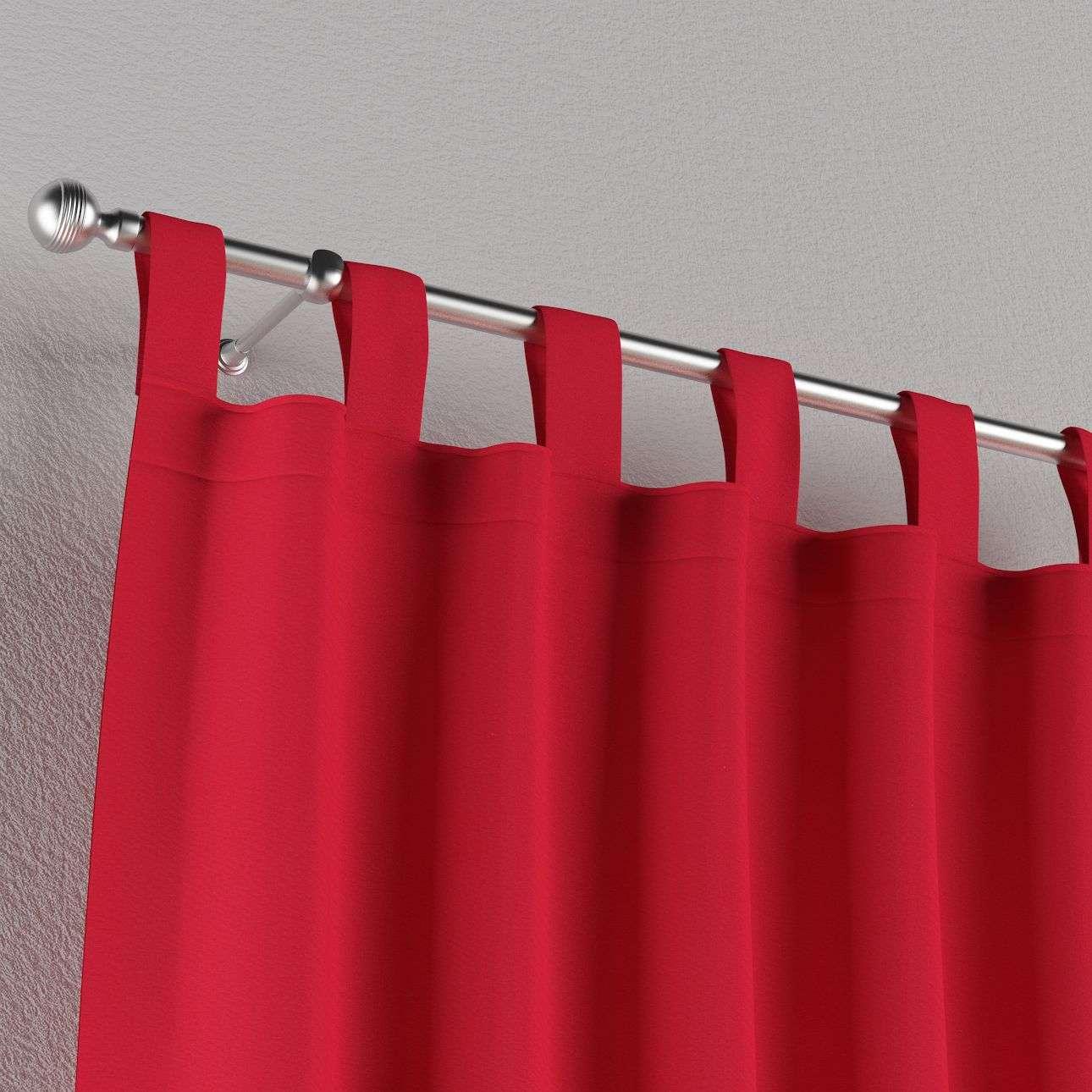 Záves na pútkach V kolekcii Quadro, tkanina: 136-19