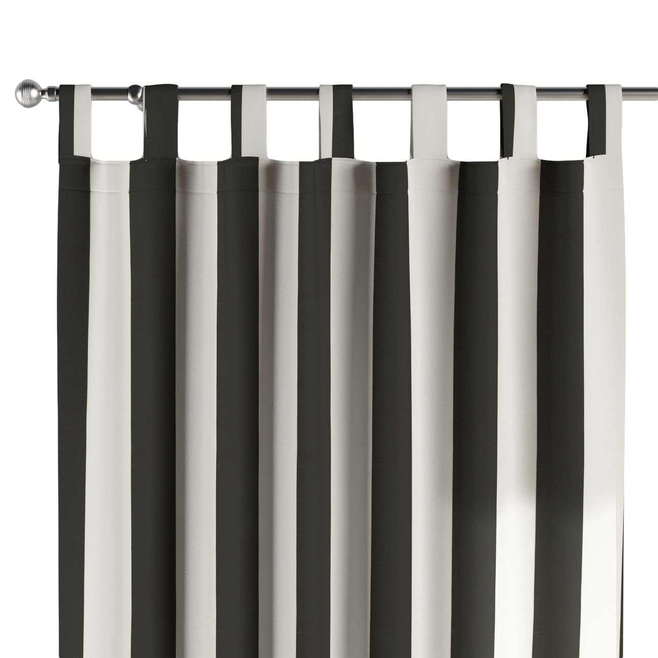 Gardin med stropper 1 stk. 130 × 260 cm fra kolleksjonen Comics, Stoffets bredde: 137-53