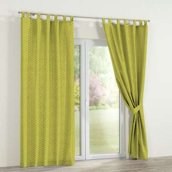 Tab top curtains in collection SALE, fabric: 137-58