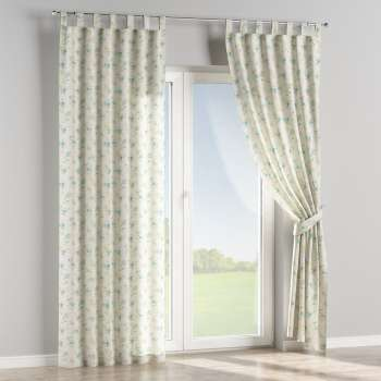 Tab top curtains in collection Mirella, fabric: 141-16