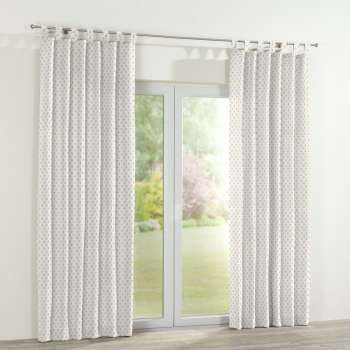 Tab top curtains 130 x 260 cm (51 x 102 inch) in collection Ashley, fabric: 137-65