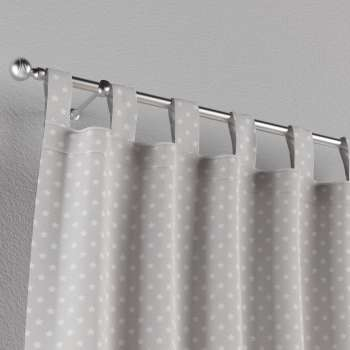 Tab top curtains 130 x 260 cm (51 x 102 inch) in collection Ashley, fabric: 137-67