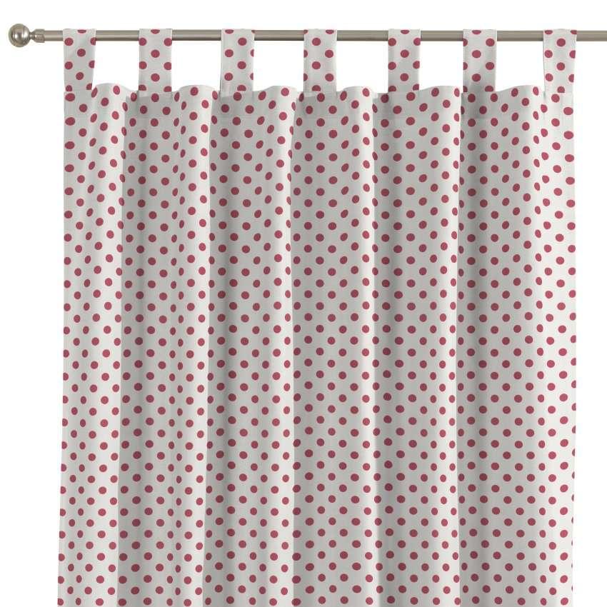 Kilpinio klostavimo užuolaidos 130 x 260 cm (plotis x ilgis) kolekcijoje Ashley , audinys: 137-70