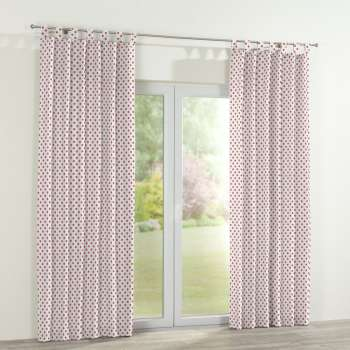 Tab top curtains 130 × 260 cm (51 × 102 inch) in collection Ashley, fabric: 137-70