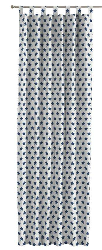 Tab top curtains in collection Ashley, fabric: 137-71