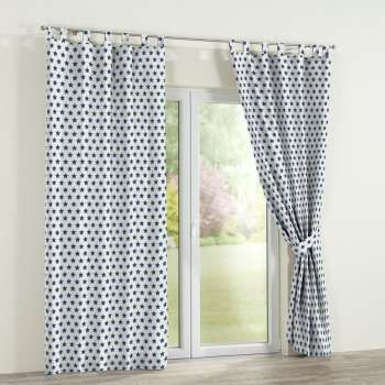 Tab top curtains 130 × 260 cm (51 × 102 inch) in collection Ashley, fabric: 137-71