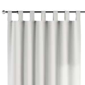 Gardin med stropper 1 stk. 130 x 260 cm fra kolleksjonen Cotton Panama, Stoffets bredde: 702-34