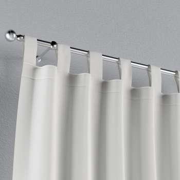Zasłona na szelkach 1 szt. 1szt 130x260 cm w kolekcji Cotton Panama, tkanina: 702-34