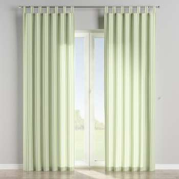 Tab top curtains in collection Quadro, fabric: 136-35