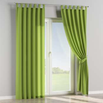 Tab top curtains in collection Quadro, fabric: 136-37