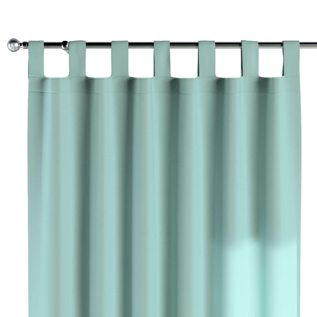 Zasłona na szelkach 1 szt. 1szt 130x260 cm w kolekcji Loneta, tkanina: 133-32