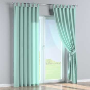 Tab top curtains in collection Loneta , fabric: 133-32