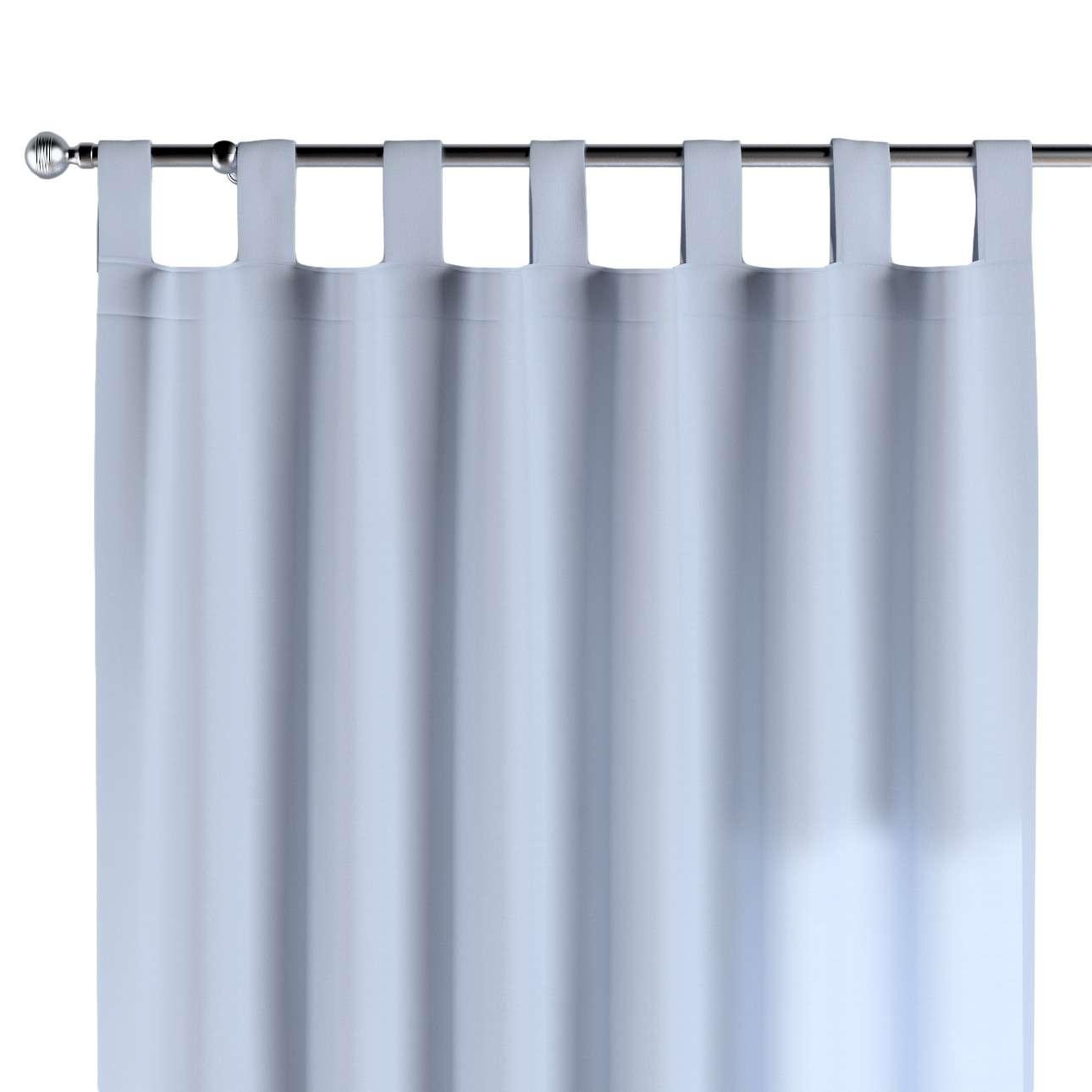 Zasłona na szelkach 1 szt. 1szt 130x260 cm w kolekcji Loneta, tkanina: 133-35
