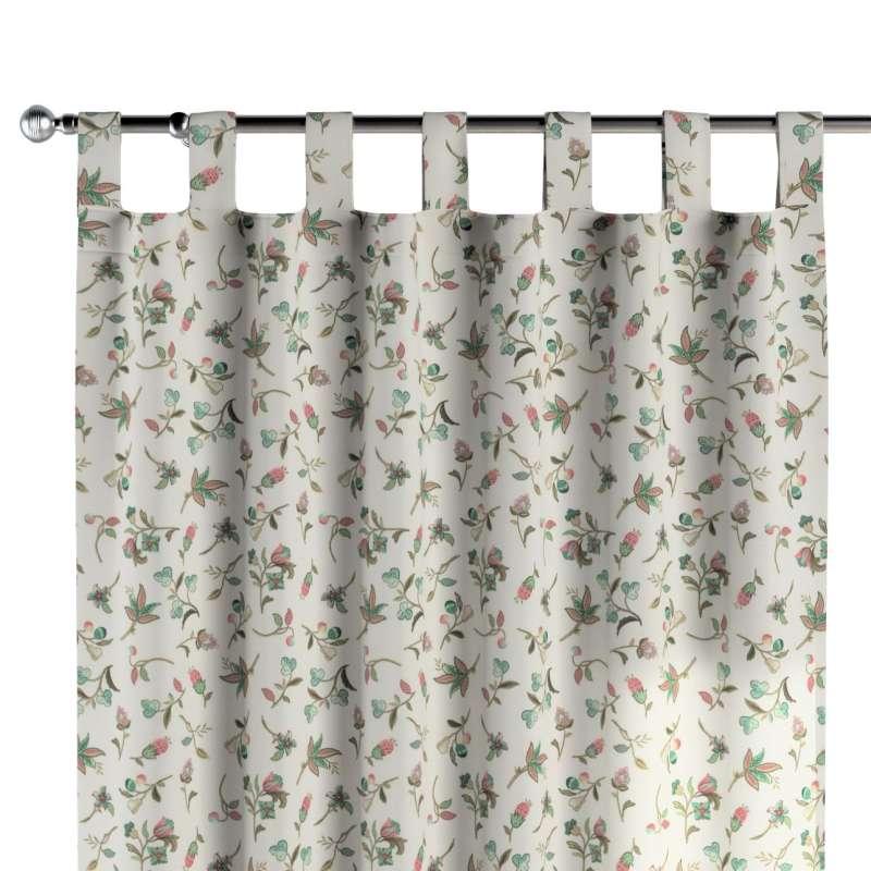 Záves na pútkach V kolekcii Londres, tkanina: 122-02