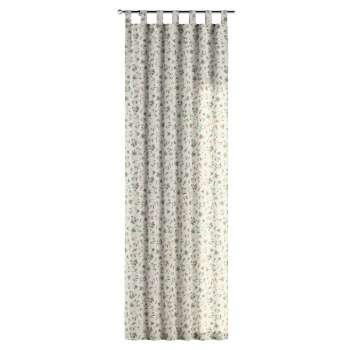Zasłona na szelkach 1 szt. 1szt 130x260 cm w kolekcji Londres, tkanina: 122-02