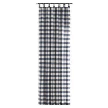 Zasłona na szelkach 1 szt. w kolekcji Quadro, tkanina: 136-03