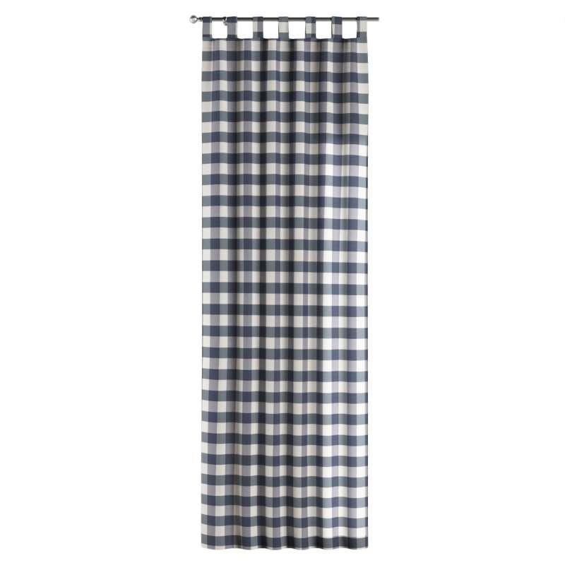 Záves na pútkach V kolekcii Quadro, tkanina: 136-03
