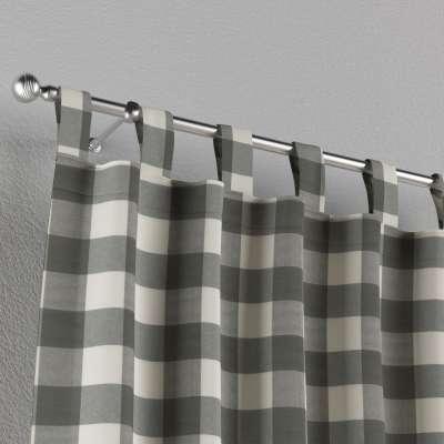 Záves na pútkach V kolekcii Quadro, tkanina: 136-13