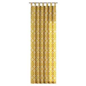 Gardin med hällor 1 längd 130 x 260 cm i kollektionen Comics , Tyg: 135-09